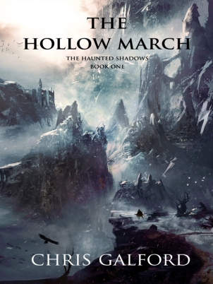 Hollow March eBook Cover 2