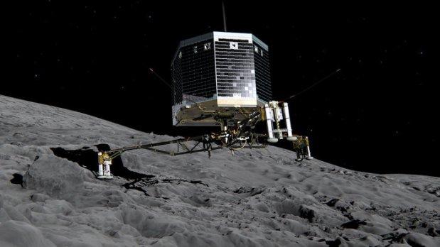 Space Haiku and HarpoonedComets